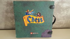 Boardgames - 852001 - Fantasy Era Castle Chess Set