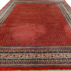 MIR – Iran - 280 x 213 cm – modern Persian rug – second half previous century