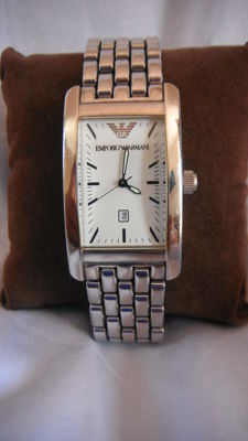 Emporio Armani watch, AR0100 1995.