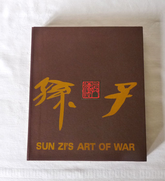 sun zi art of war and Corporate leadership: an inductive analysis sun zi art of war and chinese corporate leadership: an inductive the sun zi art of war has been applied to.