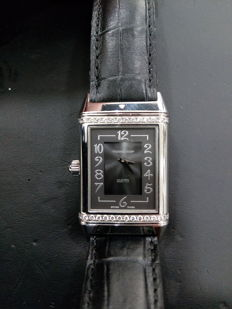 Jaeger le-Coultre reverso duetto diamonds 2005
