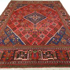 "MEYMEY – Iran – 300 x 220 cm – ""Vintage – Richly decorated Persian rug"" – Second half previous century"