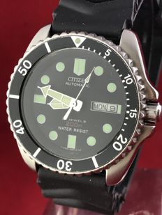 Citizen Diver 200 m 1990