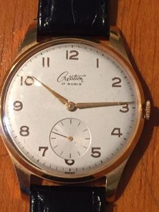 CREATION Classic – Men's wristwatch from the '60s – Swiss made