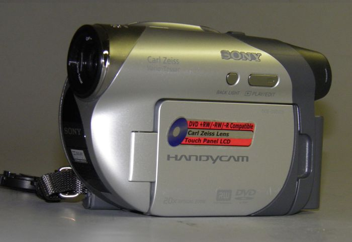 Sony Digital Video camera DCR-DVD105E
