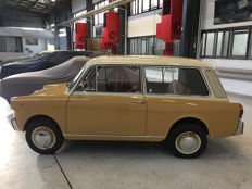 Autobianchi Panoramica station wagon, top quality restoration - Year of production: 1979