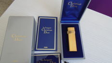 Christian Dior gold