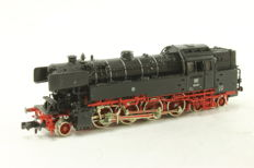Fleischmann N - 7065 - Steam locomotive BR 65 of the DB
