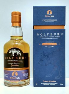 Wolfburn Vibrant Stills 4 - 1440 bottles exclusive for Germany