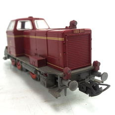 Hobbytrain H0 -  62658 - Diesel locomotive BR V65 of the DB