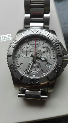 Longines Hydro Conquest - Men - 2010 - Chronograph