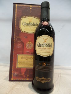Glenfiddich 19 years old - Age of Discovery Red Wine Cask Finish