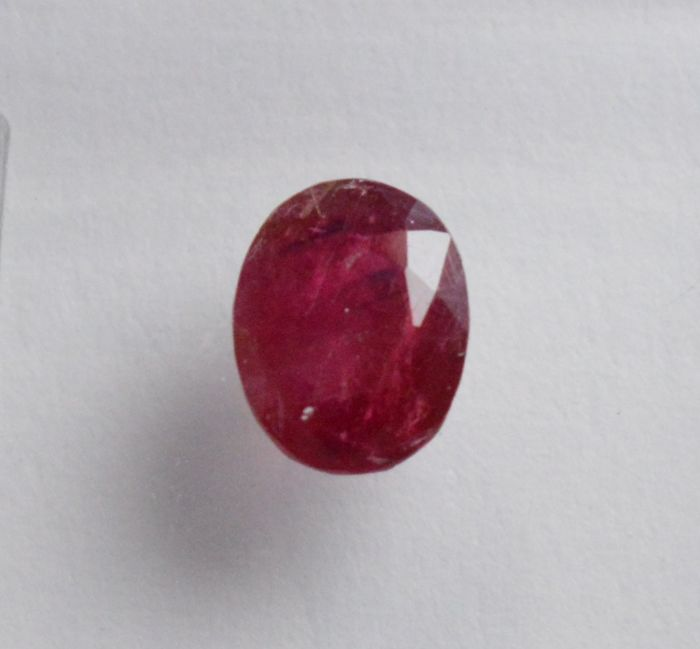 Ruby - 0.75 ct - No Reserve Price