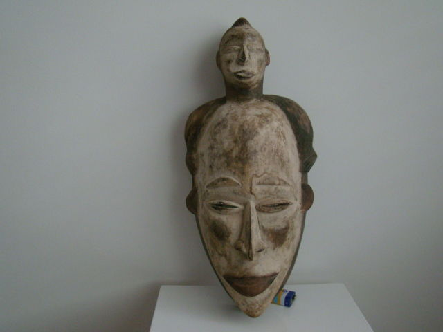 African ceremonial mask IGBO