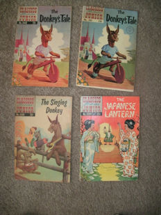 Collection Of Classics Illustrated Junior - x26 SC - (1950's)