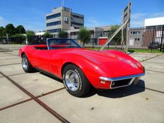 Chevrolet - Corvette 327CI V8 300 hp Convertible C3 - 1968