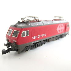 Märklin Z - 8646 - Electric locomotive Series Re 4/4/ of the SBB CFF
