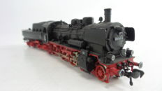 Fleischmann H0 - 4162 - Steam locomotive with bucket tender, BR 38 of the DB