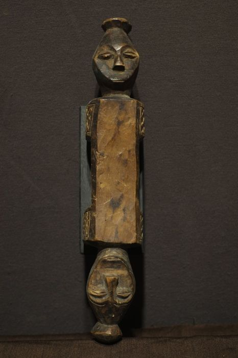 Itumba Kuba friction oracle two heads , Democratic Republic of the Congo