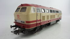 Roco H0 - 4151C - Heavy hydraulic diesel locomotive BR 215 in TEE colour scheme of the DB