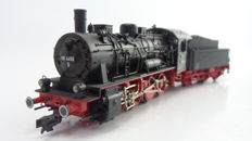 Fleischmann H0 - 4155 - Steam locomotive with tender, BR 55 of the DB
