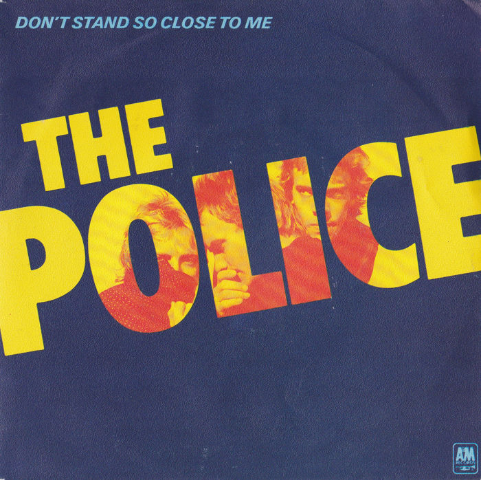 15 45's The Police and Sting in mind cond. + ps nm  exept where noted.