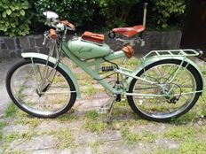 Collectable bicycle with pedal assistance, Italy, 2016