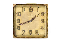 Omega table clock with 8-day movement - Art Nouveau - circa 1915