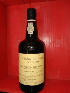 1944 Colheita Port Real Vinícola - bottled in 1981