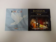Benelux - Year packs 2015 and 2016 (2 different ones), Belgium, Netherlands and Luxembourg