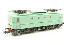 Roco H0 - 04157B - E-loc 1100 series turquoise of the NS