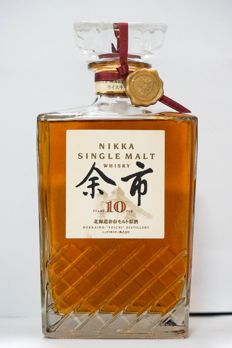 Nikka Yoichi 10 Years Old Single Malt