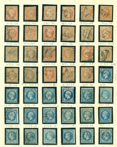 France 1850-2010 – Collection of 2,265 stamps