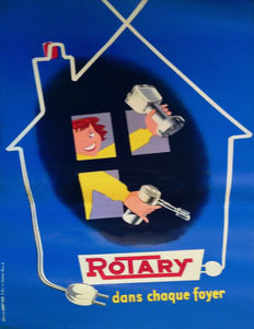 Anonymous - Rotary dans chaque foyer - ca. 1960