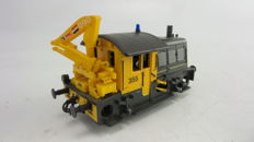 "Roco H0 - 43678 - Locomotor 200/300 ""Sik"" with crane of the NS"