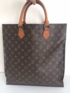 Louis Vuitton – Sac Plat – handbag/shopper * NO RESERVE PRICE *