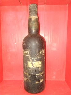 1951 Colheita Port Wiese & Krohn - bottled in 1973