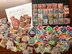 Europe 1880/1950 - collection of 6000 postage stamps