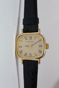 LONGINES Lady Women's wristwatch, 1960s/1970s