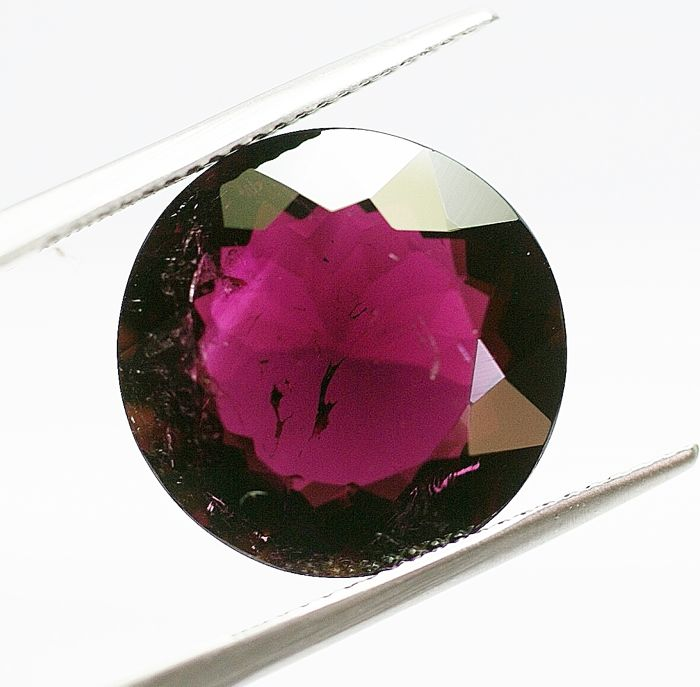 Turmalin - purple  12.12 ct