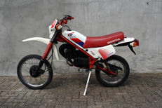 Honda - MT 80 - with Malossi kit 113cc - 1984