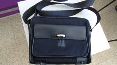 Montblanc Meisterstuck bag / satchel in leather/fabric