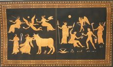 Five prints attributed too William Hamilton (1730 - 1803) - Collection of Greek, Etruscan and Roman antiquities