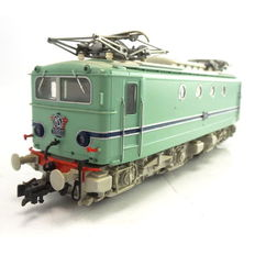 Roco H0 - 63657 - Electric locomotive 1100 series in turquoise colour scheme of the NS