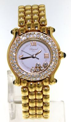 "Chopard ""Happy Sport"" wristwatch - (our internal #6340)"
