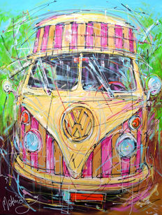 Mathias -  VW Bus, cookie Tompoes