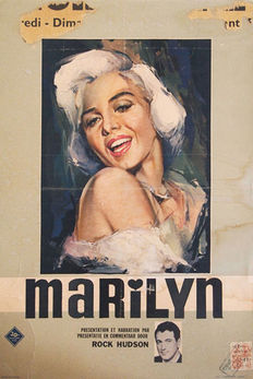 Anonymous - 'Marilyn' - 1963