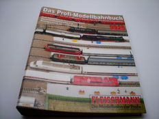 Fleischmann H0 - 9925 - Technical Manual and Track Plans folder for the Profi Track system - English edition