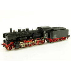 Fleischmann N - 7160 - Steam locomotive BR 38 P8 of the DB