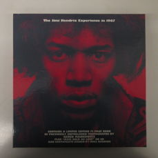 Gered Mankowitz (1946) - The Jimi Hendrix Experience in 1967 - limited edition boxset